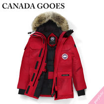 CANADA GOOES★Expedition Parka FusionFitダウン レッド