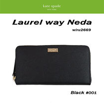 Kate Spade Laurel Way Neda 新作 長財布 WLRU2669