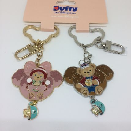 Shelliemay Keychain winter limited Hong Kong S.A.R. Disney