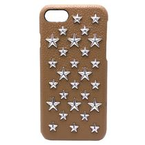 iPhone7【enchanted.LA】BRILLIANT STAR STUDDED COVER カフェオ