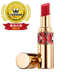YSL☆ROUGE VOLUPTE SHINE☆4番