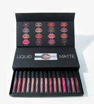 Huda Beauty LIQUID MATTE FULL COLLECTION 全16色