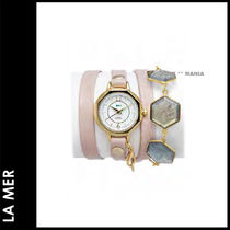 ★追跡付【LA MER】(2ways)THE PETRA WATCH