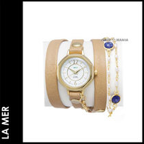 ★追跡付【LA MER】(2ways)THE LAGOON WATCH