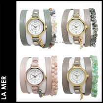 ★追跡付【LA MER】(2ways)WATCH + BRACELET PAIRINGS