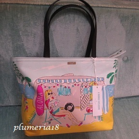 【Hawaii Exclusive】kate spade new yorkーaloha francis