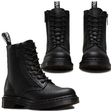 Dr Martens ZIP PASCAL side dip boot
