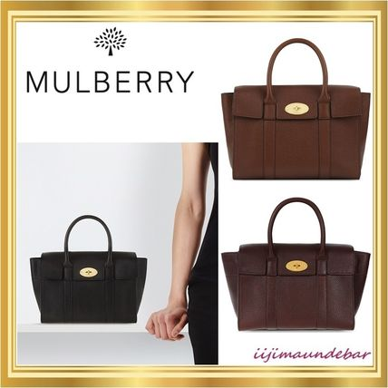 Mulberry トートバッグ 【国内発送】Mulberry/Bayswaterスモールトート【関税・送料込】