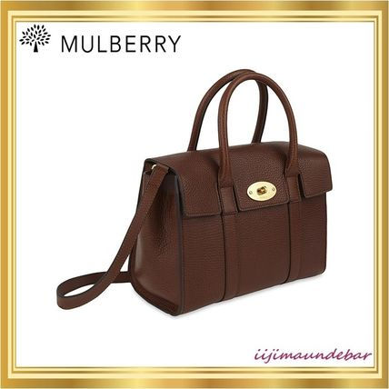 Mulberry トートバッグ 【国内発送】Mulberry/Bayswaterスモールトート【関税・送料込】(11)
