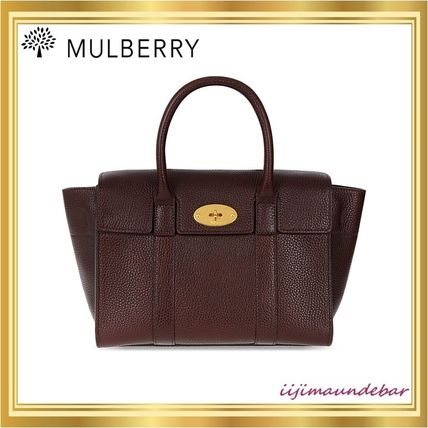 Mulberry トートバッグ 【国内発送】Mulberry/Bayswaterスモールトート【関税・送料込】(13)