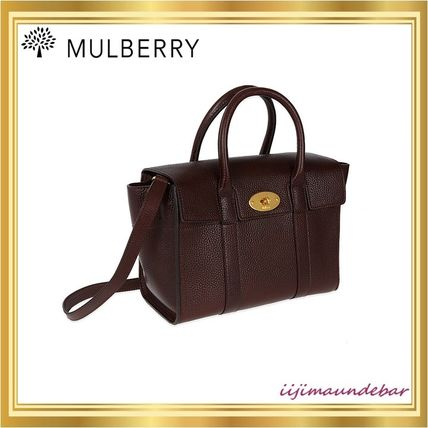 Mulberry トートバッグ 【国内発送】Mulberry/Bayswaterスモールトート【関税・送料込】(14)
