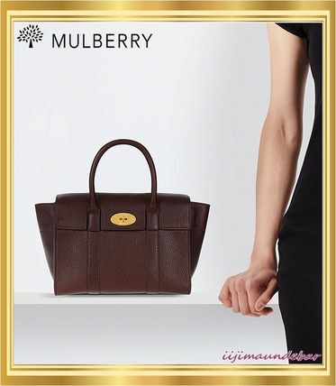 Mulberry トートバッグ 【国内発送】Mulberry/Bayswaterスモールトート【関税・送料込】(18)