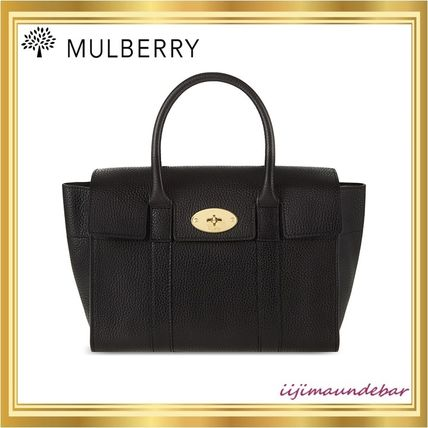 Mulberry トートバッグ 【国内発送】Mulberry/Bayswaterスモールトート【関税・送料込】(2)