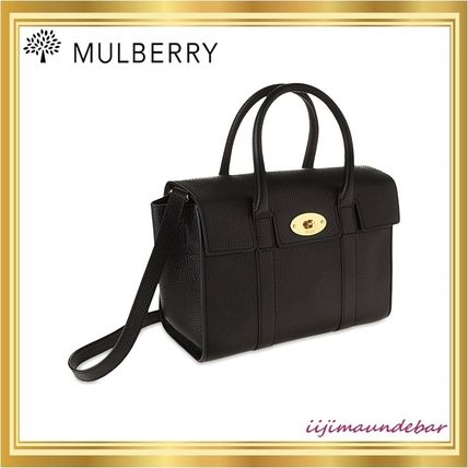Mulberry トートバッグ 【国内発送】Mulberry/Bayswaterスモールトート【関税・送料込】(3)