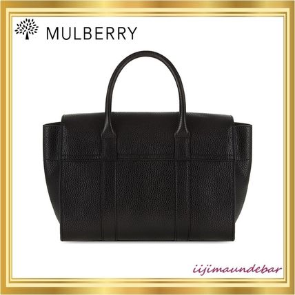 Mulberry トートバッグ 【国内発送】Mulberry/Bayswaterスモールトート【関税・送料込】(5)