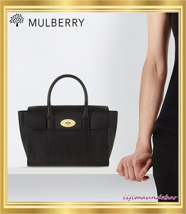 Mulberry トートバッグ 【国内発送】Mulberry/Bayswaterスモールトート【関税・送料込】(7)
