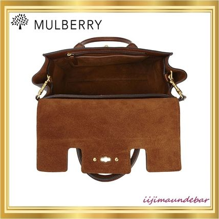 Mulberry トートバッグ 【国内発送】Mulberry/Bayswaterスモールトート【関税・送料込】(9)