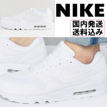 【送料込】NIKE* Nike Air Max 1 Ultra 2.0 Trainers In White *