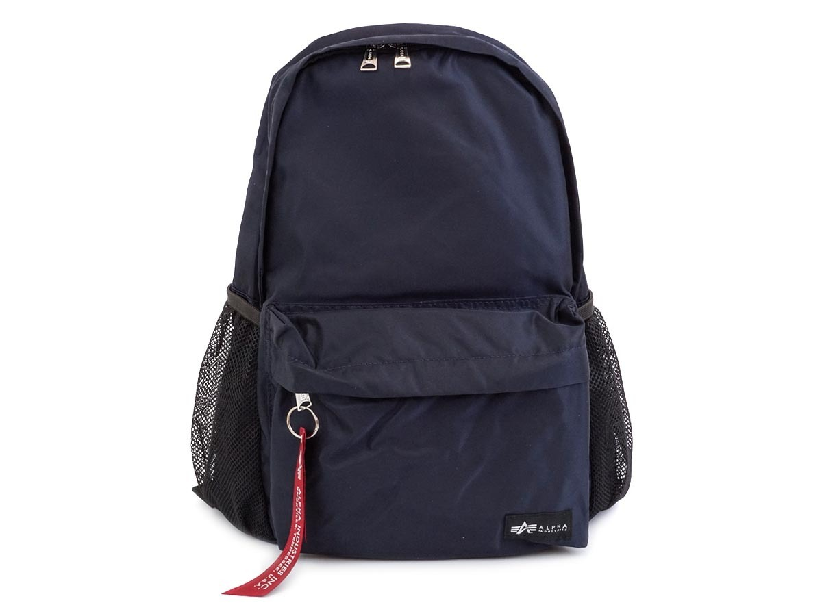 ALPHA INDUSTRIES リュックサック 40015 NAVY chj40015navy