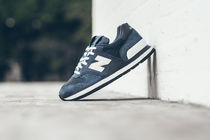 【送料無料】 NEW BALANCE M995DN - NAVY/WHITE