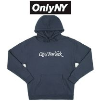 ONLY NY(オンリーニューヨーク) パーカー・フーディ 【ONLY NY×NYC】☆17SS新作コラボ☆City of New York Hoody
