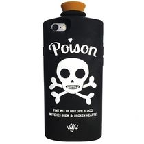 即納★国内発【VALFRE】POISON 3D IPHONE CASE(BLACK)