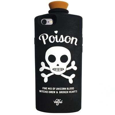 Valfre iPhone・スマホケース 即納★国内発【VALFRE】POISON 3D IPHONE CASE(BLACK)