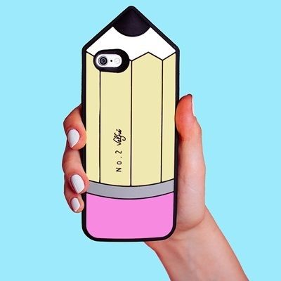 Valfre iPhone・スマホケース 即納★国内発【VALFRE】PENCIL 3D IPHONE CASE(3)
