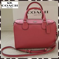 ★セール☆Coach★MINI BENNETT SATCHEL☆ ストロベリー
