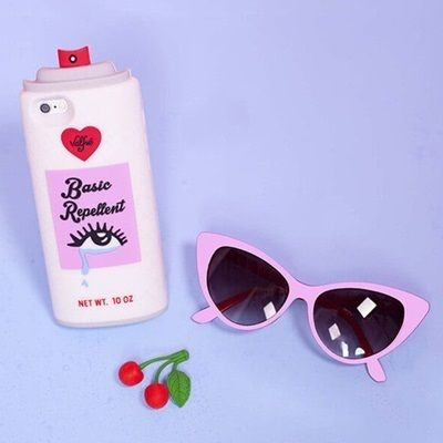Valfre iPhone・スマホケース 即納★国内発【VALFRE】BASIC REPELLENT 3D IPHONE CASE(5)