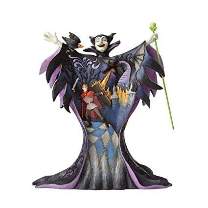 Wdcc maleficent Maleficent with