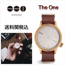 送料関税込・国内発送☆Komono☆Magnus The One Mahogany 46mm