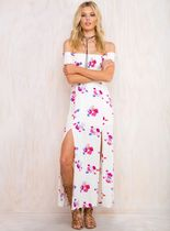 MINK PINK手元に在庫有り★即発FALLIG BLOOMS MAXI DRESS