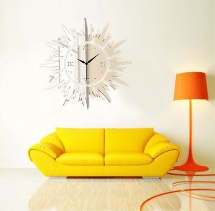 Designers walk rock wall clock 162 products-stylish
