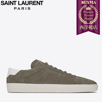 SAINT LAURENT 17SS┃SIGNATURE  SL 06 SNEAKER