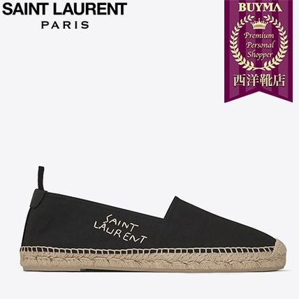 SAINT LAURENT 17SS┃SAINT LAURENT ESPADRILLE
