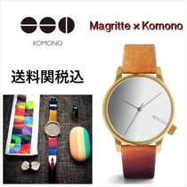 送料関税込・国内発送☆Komono☆Magritte The Art of Living41mm