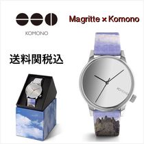 送料関税込・国内発送☆Komono☆The Castle of the Pyrenees41mm
