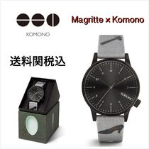 送料関税込・国内発送☆Komono☆Magritte The Dream's Key 41mm