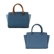 【即発3-5日着】Michael Kors◆Selma Medium Satchel ◆2WAY◆