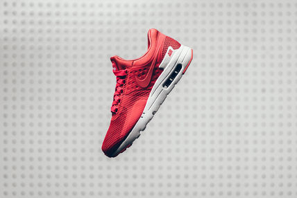 free shipping 4e497 db979 【セール】NIKE: AIR MAX ZERO PREMIUM - GYM RED/WOLF GREY