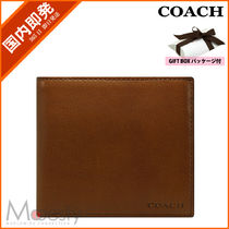 【日本国内即日発送】 COACH 74314 FWN MBK COIN WALLET