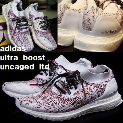 大注目★adidas ultra boost uncaged ltd CNY★ホワイト★送料込