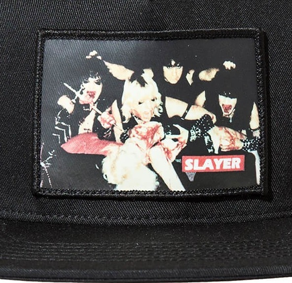 在庫有り★送料込み★Supreme x Slayer Altar 5 Panel Cap