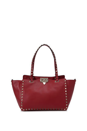 """Valentino rock studded small tote LW2B0037 """"."""