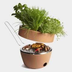 Gift ideal for planters on the grill mansion also BBQ Grill