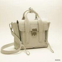 "≪人気MINI SATCHEL≫3.1PhillipLim☆PASHLI""FEATHER""国内発送"