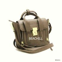 "≪人気MINI SATCHEL≫3.1PhillipLim☆PASHLI""TAUPE""国内発送"