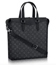 Louis Vuitton(ルイヴィトン)- TOTE EXPLORER トート ブラック