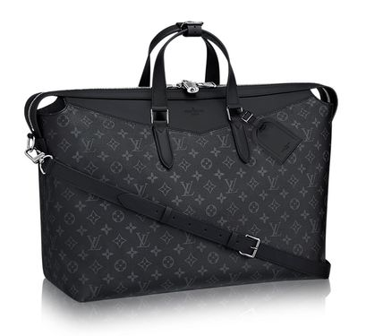 Louis Vuitton(ルイヴィトン)- TRAVEL BAG VOYAGER ブラック